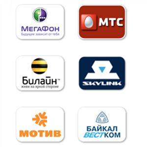 Операторы сотовой связи Питкяранты