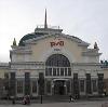 Железнодорожные вокзалы в Питкяранте