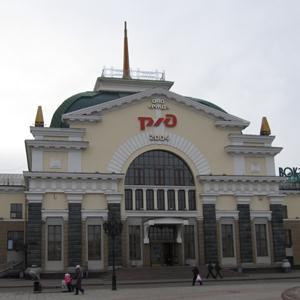 Железнодорожные вокзалы Питкяранты